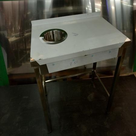 Стол для сбора отходов